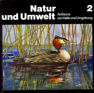 Natur und Umwelt, Avifauna von Halle und Umgebung, Band 2