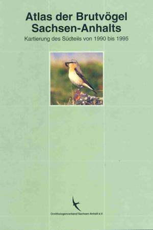 Atlas der Brutvögel Sachsen-Anhalts, Kartierung des Südteils von 1990-1995